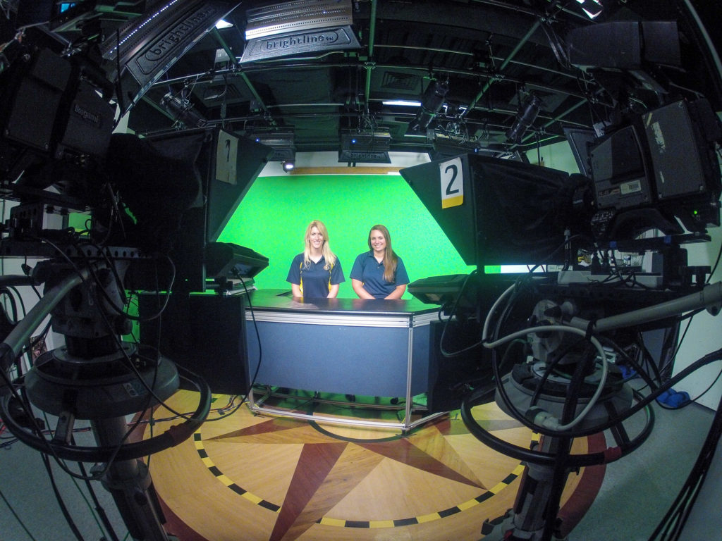 RI Broadcast Studio