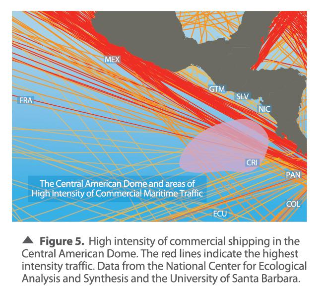 Shipping Traffic