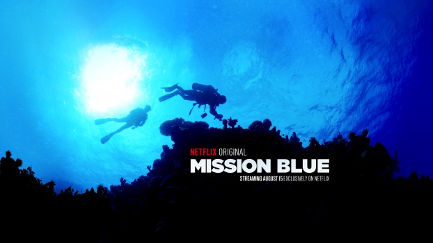 Mission Blue Film Goes Global on Netflix