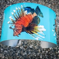 Invasive Lionfish - Bahamian Reefs