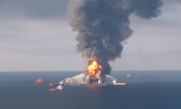 The Deepwater Horizon Catastrophe 5 Years On
