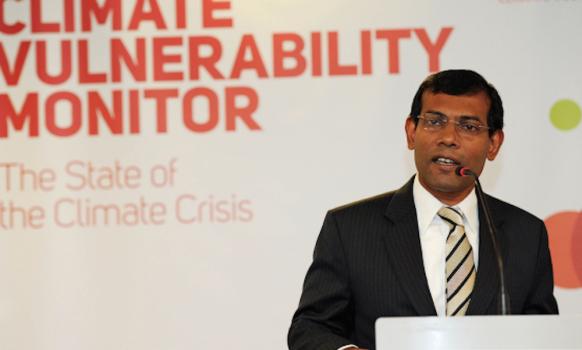 Former Maldives President Remains Political Prisoner