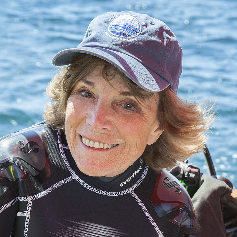 Sylvia A. Earle : President and Co-Chair