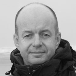 Dan Laffoley : Principal Advisor on Marine Science and Conservation for IUCN's Global Marine and Polar Programme