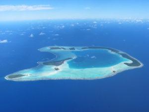 Tetiaroa Atoll © Tetiaroa Society
