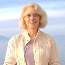 Kristina Gjerde : High Seas Policy Advisor for the IUCN Global Marine Program
