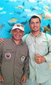 © Danielle Epifani, Walter Torres and Santiago Insuasti, Galápagos National Park.