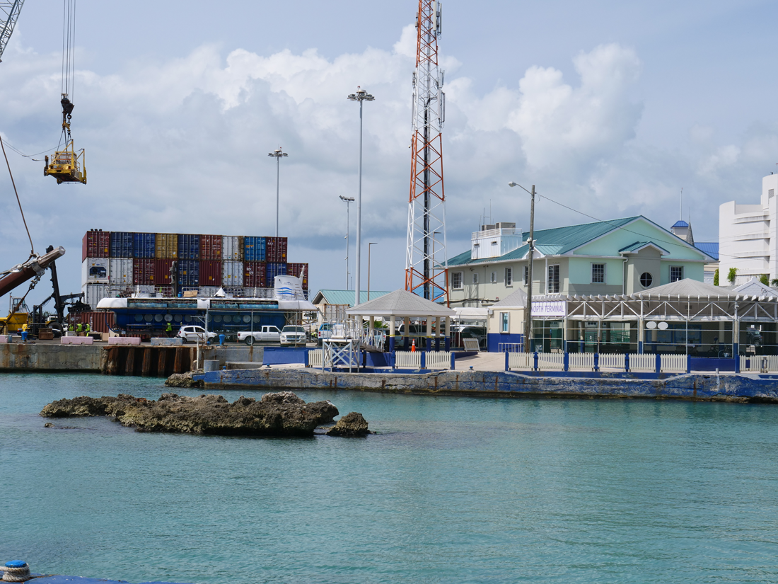 Port of Grand Cayman