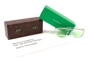 WWD: Jane Goodall, Sylvia Earle, E.O. Wilson Sources of Inspiration for Sustainable Sunglasses