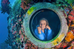 InStyle Magazine: Meet Sylvia Earle, the Jane Goodall of the Sea